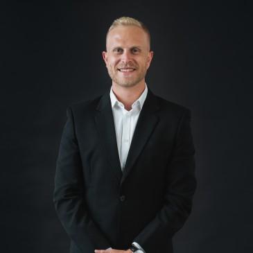 Gareth van den Bergh